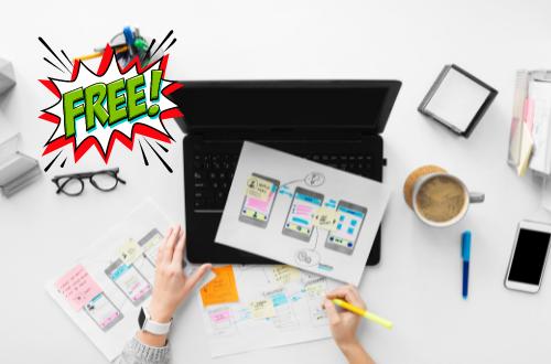 ¿Puedo conseguir el diseño web de forma gratuita?