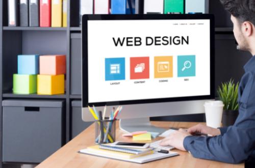 ¿Qué tipos de sitios web se diseñan?
