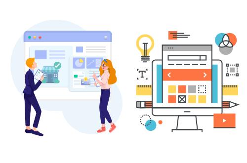 Ejemplos de sitios con diseño web pro