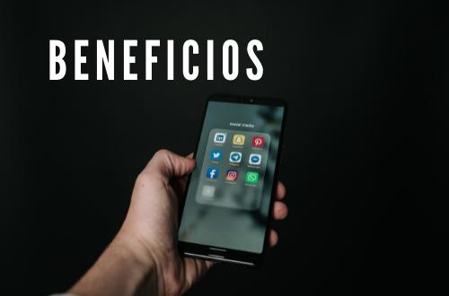 MÁS BENEFICIOS QUE TRAE EL MANEJO DE REDES SOCIALES.