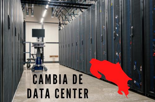 ¿CÓMO CAMBIAR DE DATA CENTER EN COSTA RICA