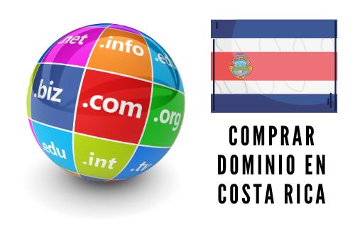 ¿CUÁL ES LA MEJOR PÁGINA PARA COMPRAR UN DOMINIO WEB EN COSTA RICA