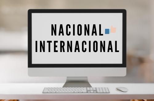 ¿Dominio internacional o nacional
