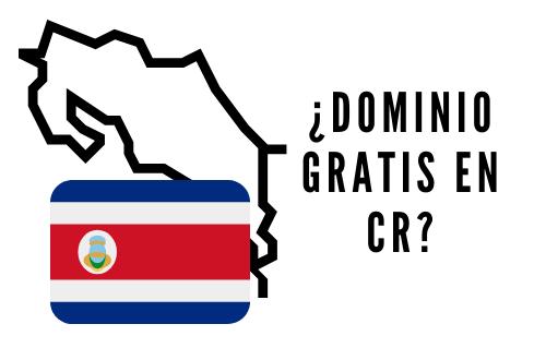 ¿PUEDO COMPRAR UN DOMINIO DE FORMA GRATUITA EN COSTA RICA